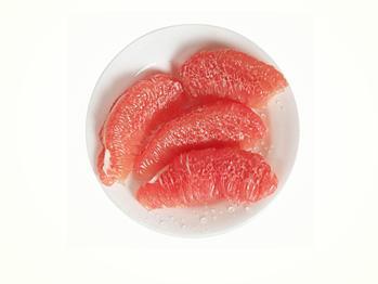 红文旦柚子