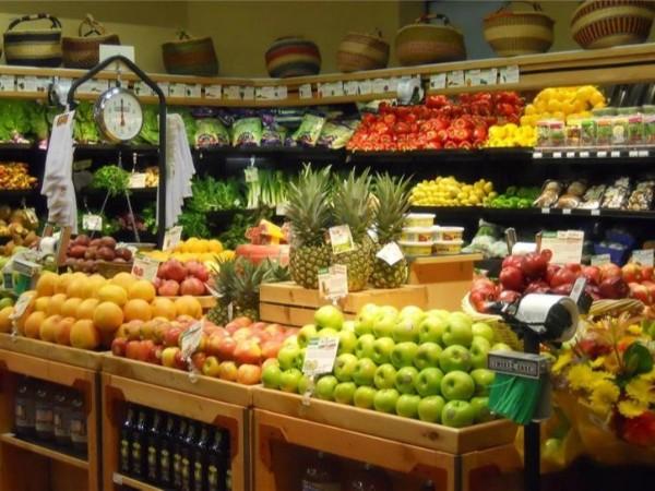 做水果生意