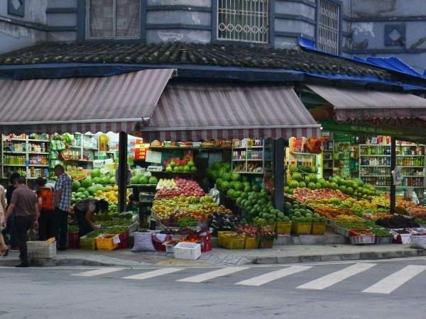 教你怎么样在小区开好有一个水果店